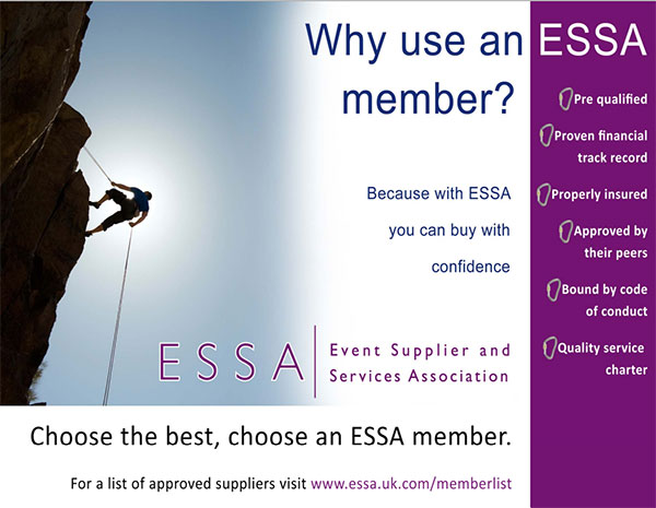 Why use an ESSA member?